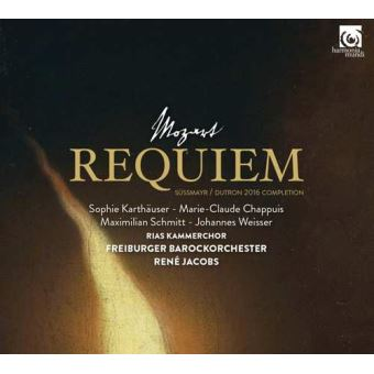 Mozart : Requiem Digipack