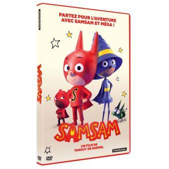 SamsamSamSam DVD