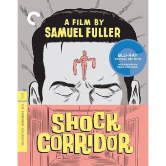 Shock Corridor Blu-ray