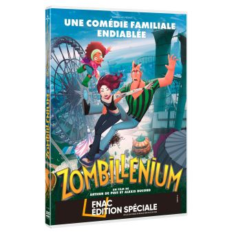 ZombilléniumZombillénium Edition spéciale Fnac DVD