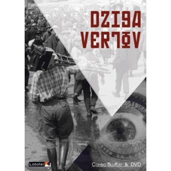 Dziga Vertov Blu-Ray