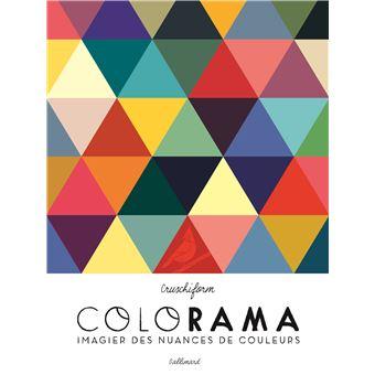 Colorama imagier des nuances de couleurs cartonn - Les nuances de violet ...