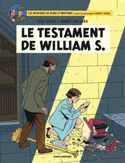 Le testament de William S