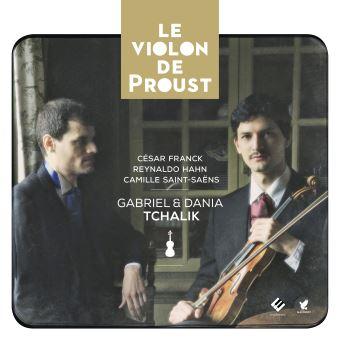 Le Violon de Proust Avec Dania Tchalik