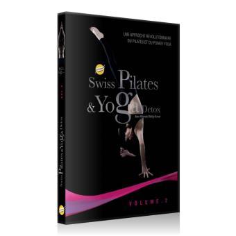 Swiss Pilates et Yoga Detox  Volume 2 DVD