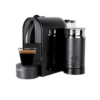 expresso capsules nespresso magimix u milk m130 noir achat prix fnac. Black Bedroom Furniture Sets. Home Design Ideas