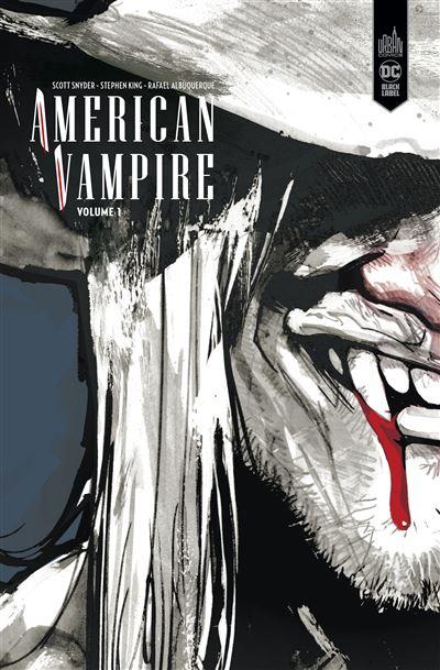 American Vampire intégrale - Edition Black Label