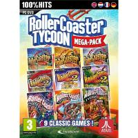 ROLLERCOASTER TYCOON 9 MEGAPACK MIX PC