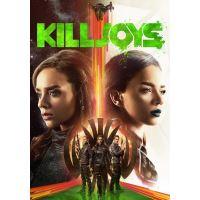 Killjoys Saison 3 Blu-ray