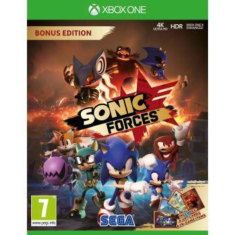Sonic Forces Edition Bonus Xbox One
