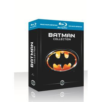 Coffret Batman Collection - Blu-Ray