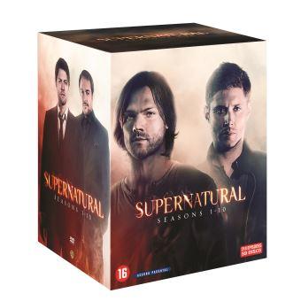 SupernaturalSupernatural Saisons 1 à 10 DVD