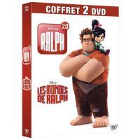 Coffret Les Mondes de Ralph et Ralph 2.0 DVD