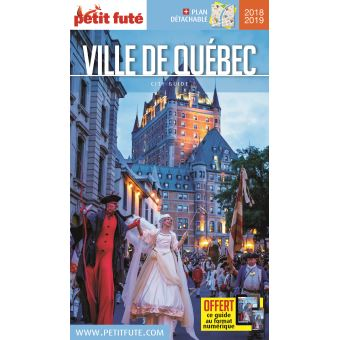 Quebec ville + plan de ville