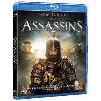 The Assassins Blu-Ray