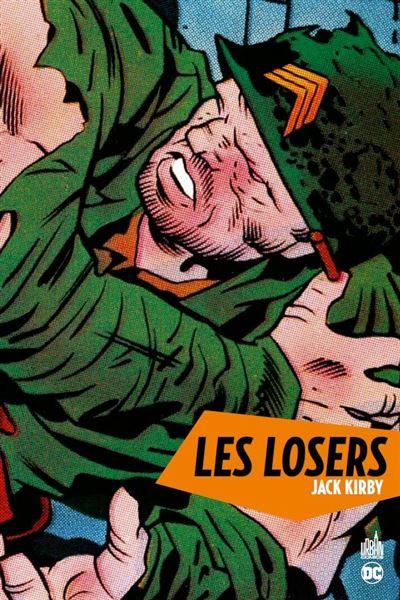 Les Losers par Jack Kirby