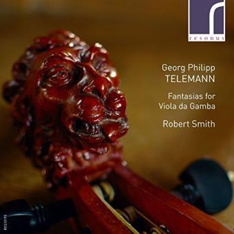 Fantasias for viola da ga