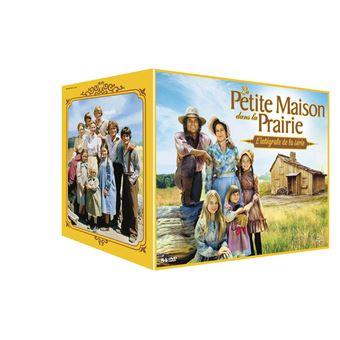 La Petite maison dans la prairieCoffret La Petite maison dans la prairie L'intégrale DVD