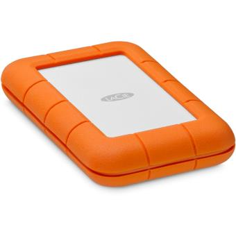 "LACIE RUGGED 2.5"" THUNDERBOLT + USB-C 4TB"