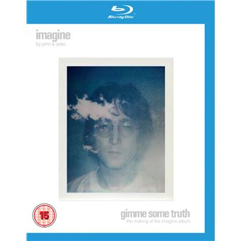 Imagine Gimme Some Truth Blu-ray