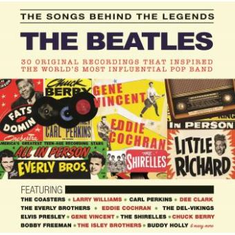 The Songs Behind The Legends : The Beatles