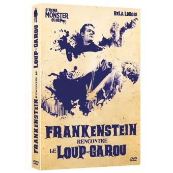 Frankenstein contre le loup-garou DVD
