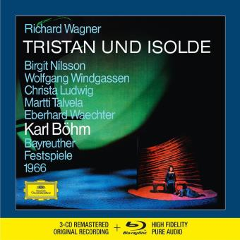 Wagner : Tristan Und Isolde Coffret Inclus Blu-ray Edition limitée