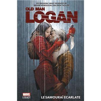 Old man LoganOld Man Logan: Le samouraï écarlate