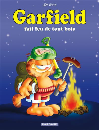 Garfield - Garfield fait feu de tout bois