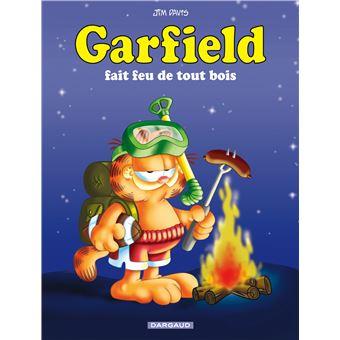 GarfieldGarfield - Garfield fait feu de tout bois