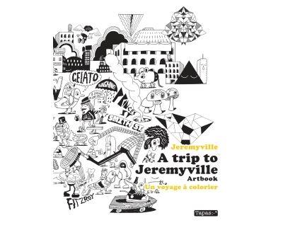 A trip to Jeremyville - Artbook