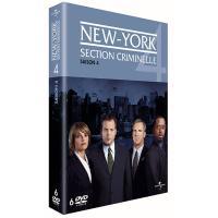 New York Section Criminelle - Coffret intégral de la Saison 4