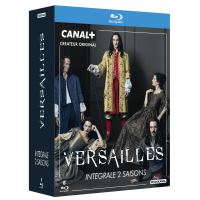 Versailles Saisons 1 à 2 Coffret Blu-ray