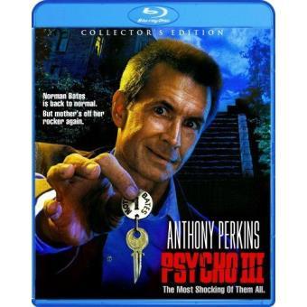 Psycho III Edition Collector Blu-ray