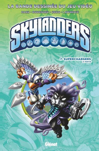 Skylanders - Tome 07 - Superchargers (2ème partie) - 9782331035890 - 9,99 €