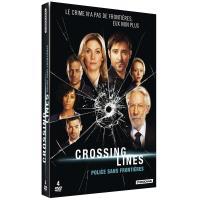 Crossing Lines Saison 3 Police sans frontières Coffret DVD