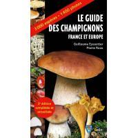 Guide des champignons - France et Europe -4e édition
