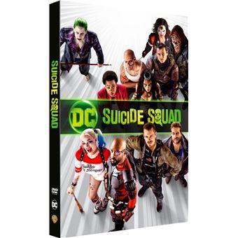 Suicide SquadSuicide Squad DVD