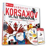 Kabouter Korsakov in het kippenhok