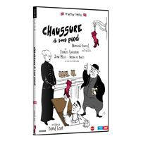 Chaussure à son pied Combo Blu-ray DVD