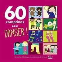 60 COMPTINES POUR LA DANSE