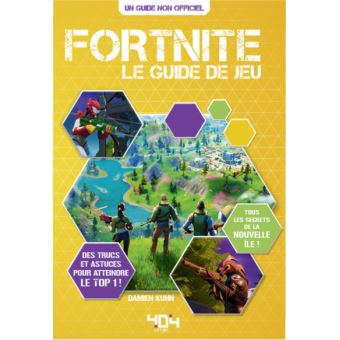 Fortnite Le Guide De Jeu