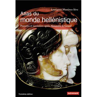Atlas du monde hellénistique