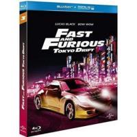 Fast and Furious Tokyo drift Drafting 2015 Blu-ray