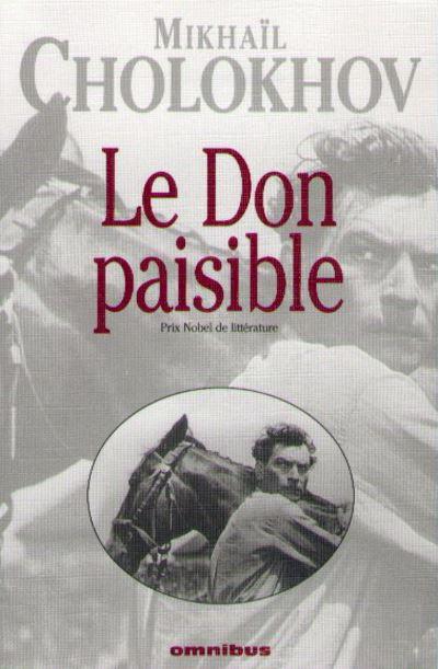 """Résultat de recherche d'images pour """"Le Don paisible"""""""