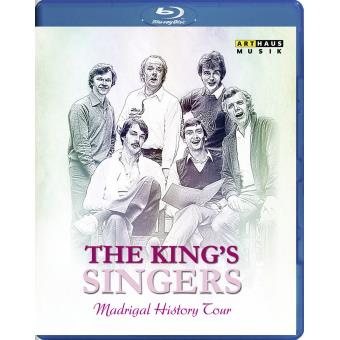 The King's singers Blu-ray