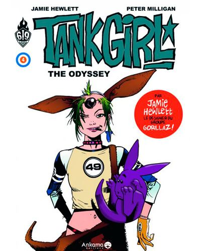Tank Girl, the Odyssey
