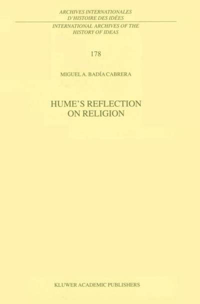 Hume's reflection on religion
