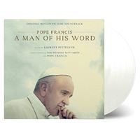 Pope francis a man of his word/180 gr