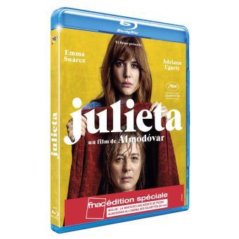 Julieta Edition spéciale Fnac Blu-ray